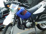 Мотоцикл yamaha DT230 lanza ямаха