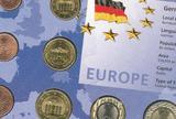 """Евросет Германия 2002 """"The first Euro Coin Set"""""""