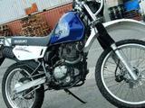 Мотоцикл Suzuki djebel 200 сузуки