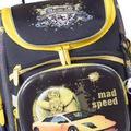 Школьные ранцы и рюкзаки с ортопедической спинкой