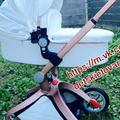 Новая коляска 2 в 1 Hot mom в наличии. (как mima)